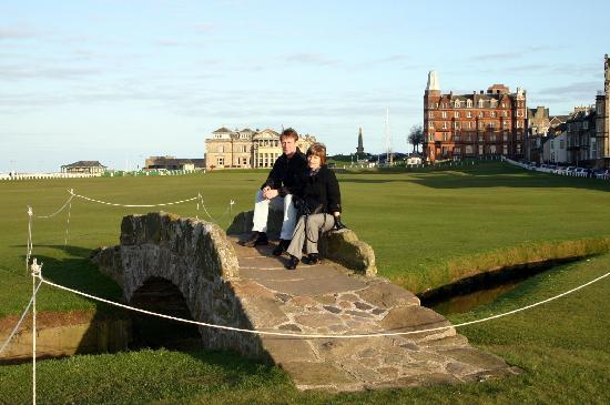 Burness House : Needs no caption to fellow golfers I think