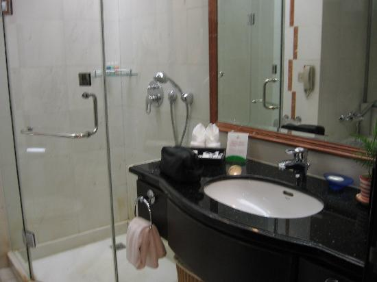 Hengfeng Haiyue International Hotel: shower
