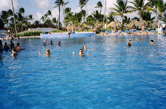 Grand Bahia Principe Bavaro: une autre piscine