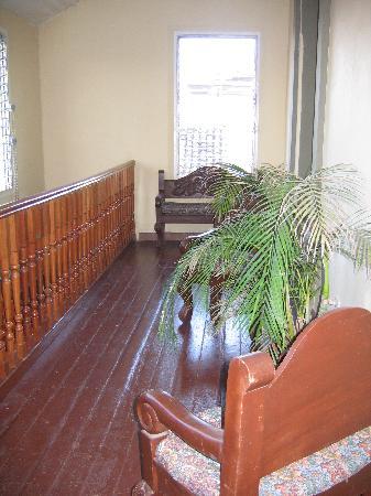 Posada San Jose Loft/Lounge Area