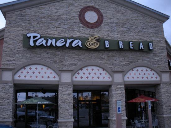 Panera Bread: Outside