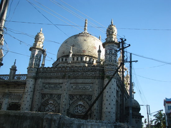 Masjid in Agartala
