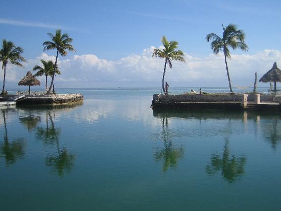 Chesapeake Beach Resort: Lagune