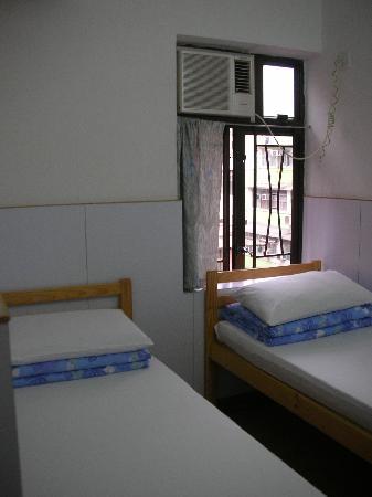 Ah Shan Hostel: 部屋