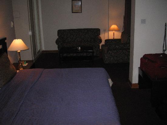 K-Porte Inn Hotel: room