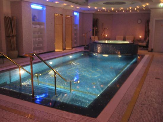 The Ritz Carlton Berlin Pool Spa Small With Wave
