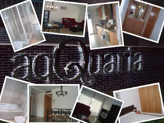 Ibersol Spa Aqquaria: Mezcla de mis fotos