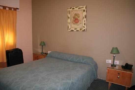 Cerro Cristal Hotel: La chambre