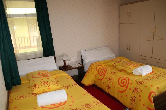 Cerro Cristal Hotel: Une chambre