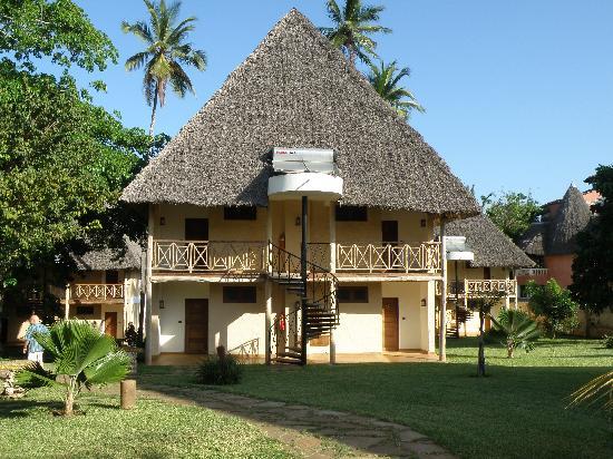 Neptune Palm Beach Boutique Resort & Spa All Inclusive: bungalows