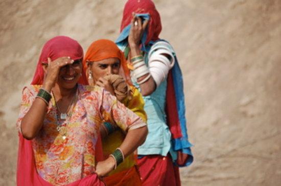 Indien: Jamba - Women