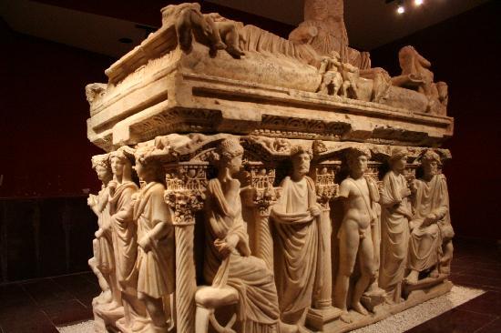 Arkeoloji Müzesi ile ilgili görsel sonucu