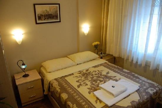 Hotel Ida: room vıew