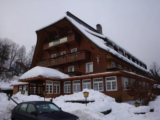Adler Bärental: The hotel
