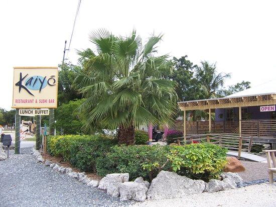 Kaiyo Grill : Kaiyo exterior