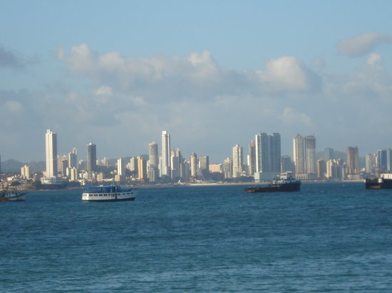 Panama City, Panama: Hermosa vista de Panamá City
