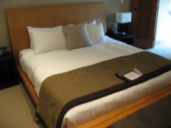 Nita Lake Lodge: ベッドルーム