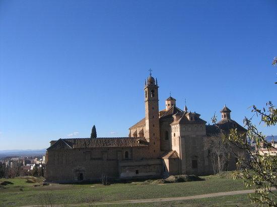 Гранада, Испания: Monasterio Cartuja