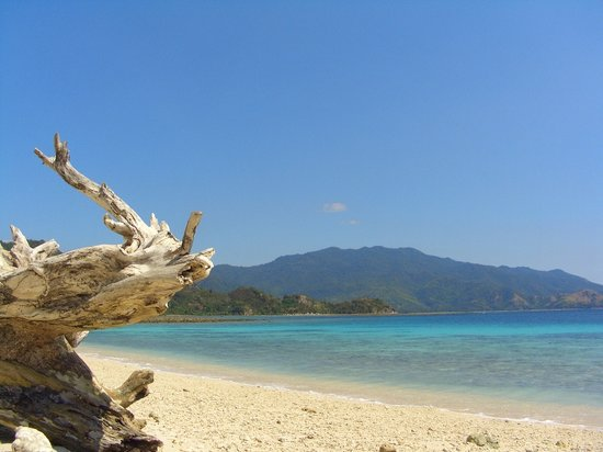 Flores, Indonesia: Enabara Beach