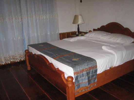 Bedroom in Manoluck Hotel