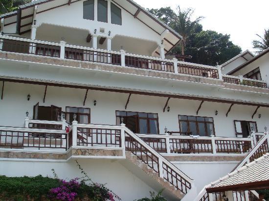 TopCats Fresh Water Fishing Resort: The Villa we stayed in