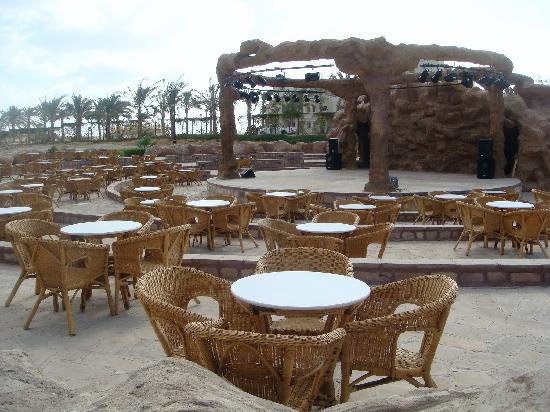 SENTIDO Oriental Dream Resort: Amphitheatre