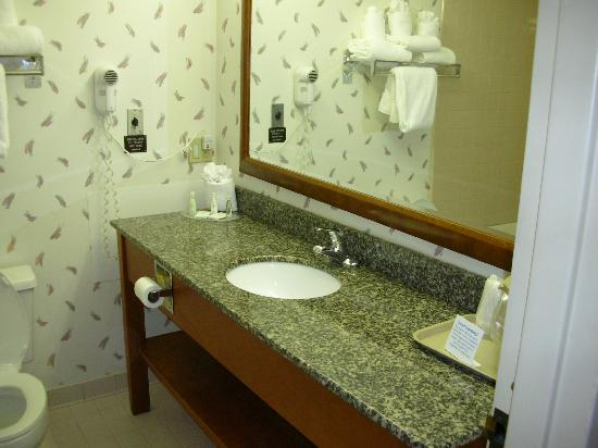 Baymont Inn and Suites Marion: Bath