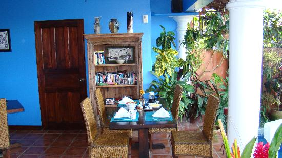 Casa Bella Rita Boutique Bed & Breakfast: Dining Area