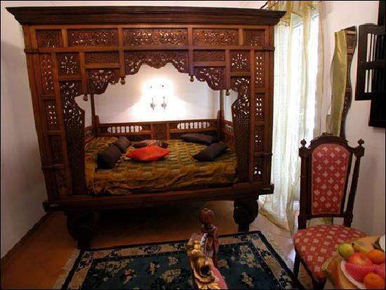 CK Bed & Breakfast: imperial room