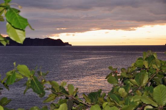 Solana: View to Sombrero Rock
