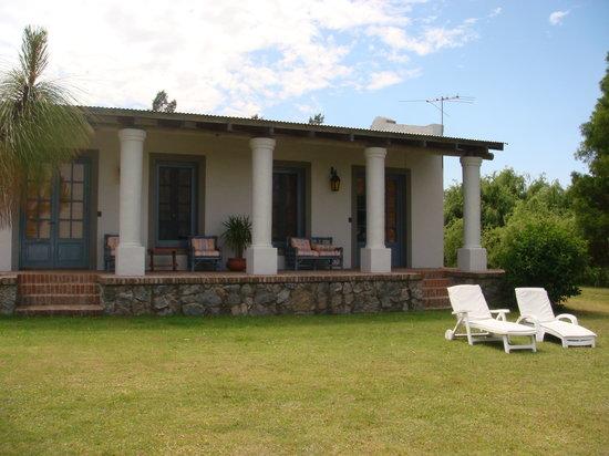 Posada de Campo Gondwana: Außenansicht der Zimmer