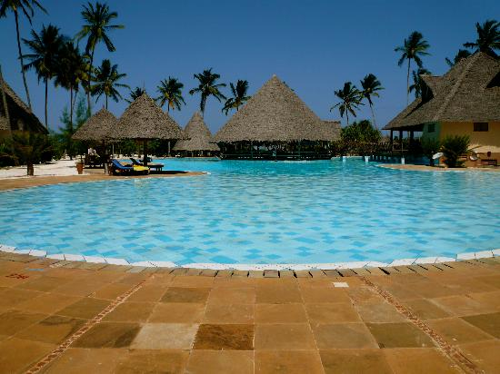 Neptune Pwani Beach Resort & Spa : one of the pools