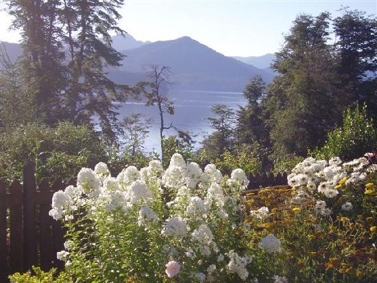 Hosteria Le Lac: Un paisaje encantador
