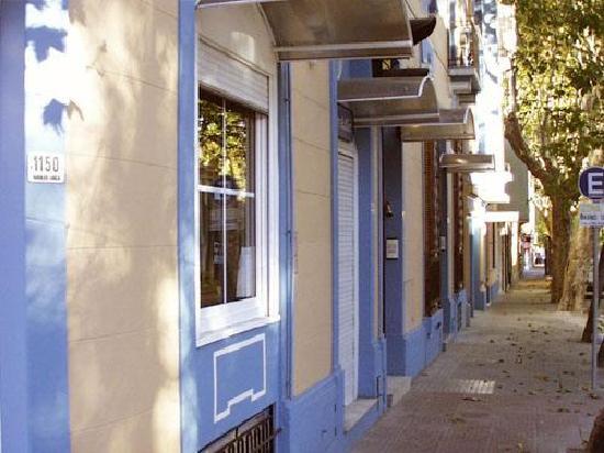 Apart Hotel Bremen side wiew