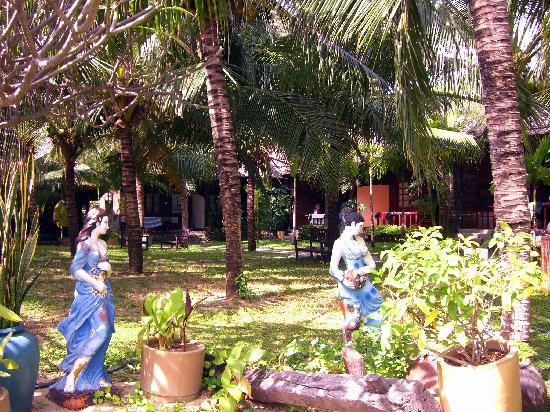 Green Coconut Resort: Anlage von Innen