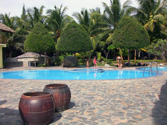 Green Coconut Resort: Pool