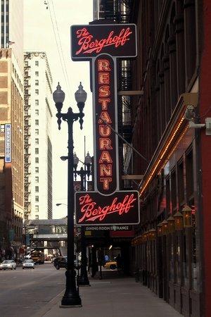 The Berghoff Restaurant: Berghoff #1