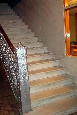 Monadnock Building Staircase