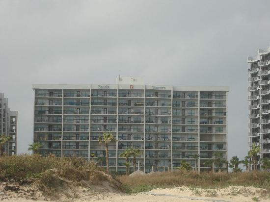 Back To Towers Picture Of Saida Tower Ii South Padre