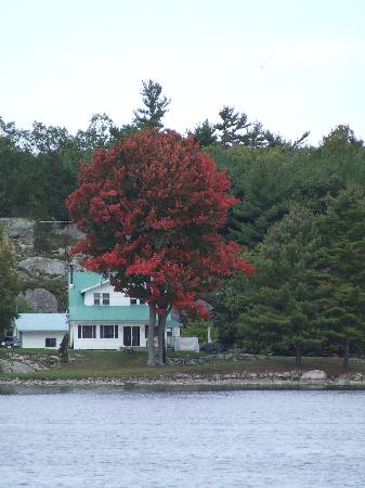 Gananoque, Canadá: thousand islands