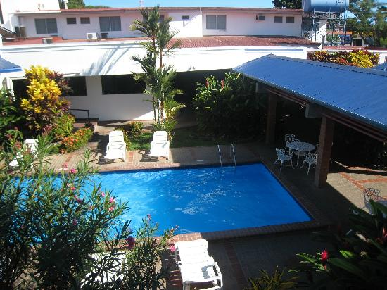 Chitre, Panamá: Pool Area
