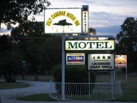 Jolly Swagman Motor Inn : External view