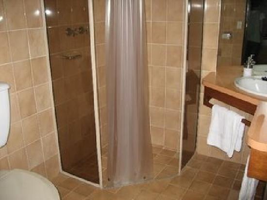 Jolly Swagman Motor Inn : Toilet