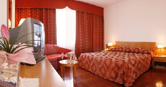 Hotel Conca Bella : La nostra camera, molto accogliente!
