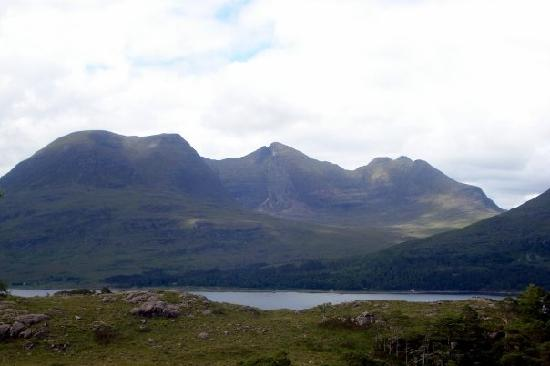 Tigh an Eilean: Amazing walking, but at a price