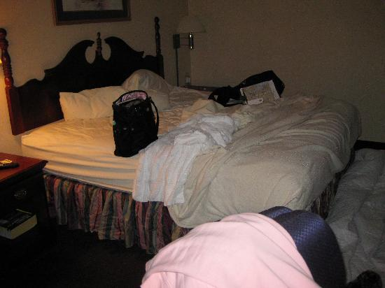 Country Inn & Suites By Carlson, Richmond I-95 South: Bed