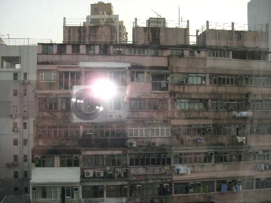 โรงแรมวาลเด้น: 部屋からみた風景