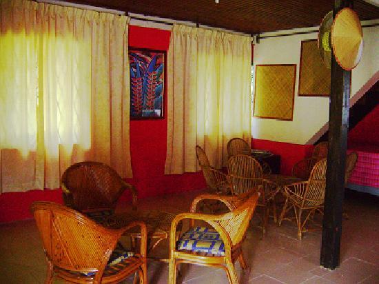 Seri Santubong Guesthouse: Sitting room