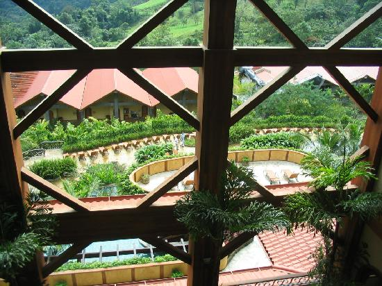 The Springs Resort and Spa: View from Top Floor
