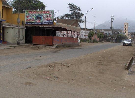 CEPROF: Una strada di Tablada